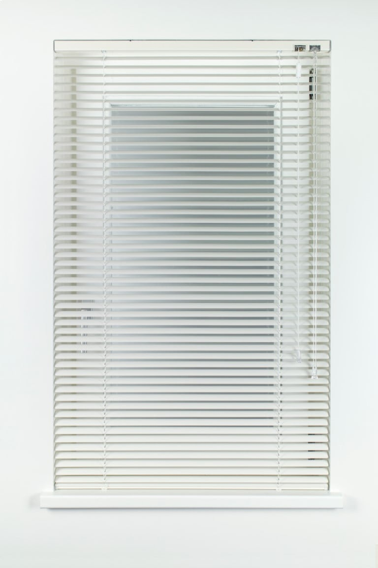 Maatwerk - Jaloezieën Aluminium 25mm