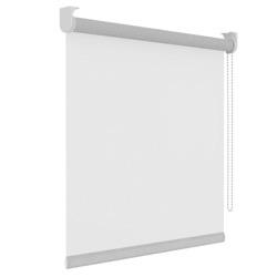 Rolgordijn - Lichtdoorlatend - Transparant Wit - 90cm x 190cm