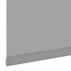 Rolgordijn - Lichtdoorlatend - Grijs - 90cm x 190cm