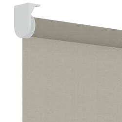 Rolgordijn - Lichtdoorlatend - Lichtgrijs - 60cm x 190cm