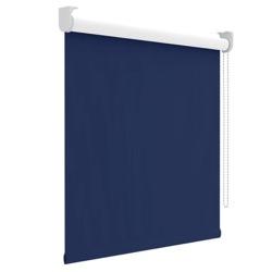 Rolgordijn - Verduisterend - Blauw - 180cm x 190cm