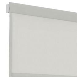 Vouwgordijn - Beige - Lichtdoorlatend - 100cm x 180cm