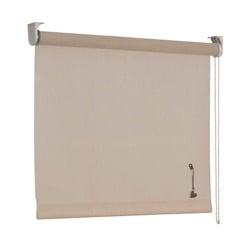 vtwonen Rolgordijn structuur - Zand - Lichtdoorlatend - 60cm x 190cm