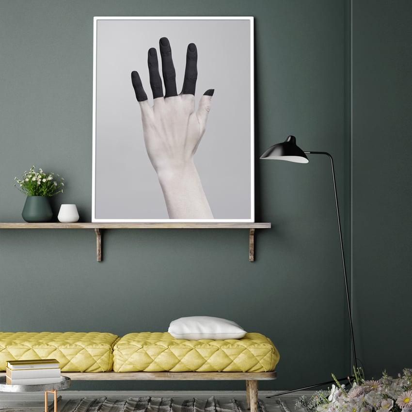 kunst welke kunst doe je op de muur gordijnennl
